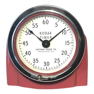 Vintage Kodak Darkroom Timer For Sale