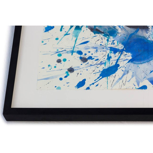 J. Steven Manolis J. Steven Manolis Abstract Gouache and Watercolor on Paper, 2007, USA For Sale - Image 4 of 7