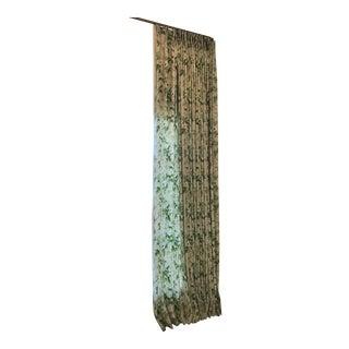 Custom Scalamandre Curtains - A Pair