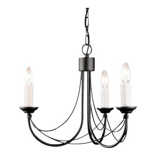 Carisbrooke 3-Light Chandelier For Sale