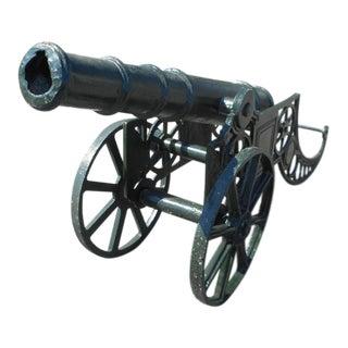 Unique Cast Iron Cannon