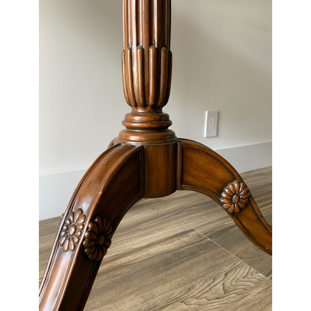 Maitland Smith Abalone Center Gallery Rail Occasional Table For Sale In Miami - Image 6 of 13