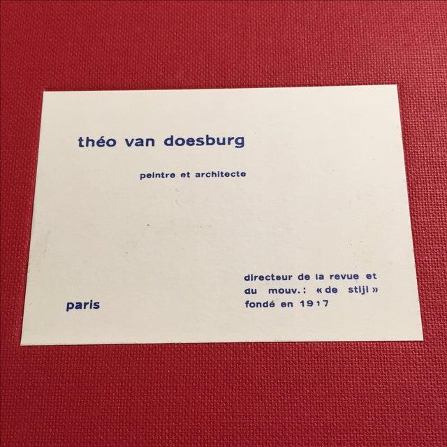 Theo Van Doesburg Peintre Et Architecte Book - Image 2 of 7