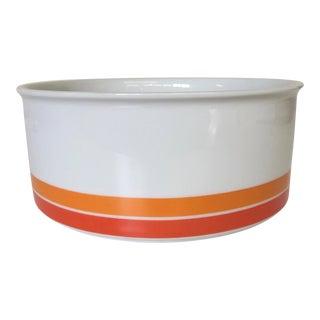 "1980s Mid-Century Modern Thomas Rosenthal ""Carousel"" Casserole Dish For Sale"