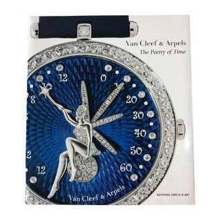 """Van Cleef & Arpels Book-- """" Poetry of Time"""" For Sale"""