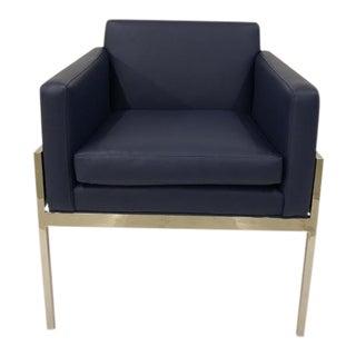 Century Furniture Rhine Metal Chair For Sale