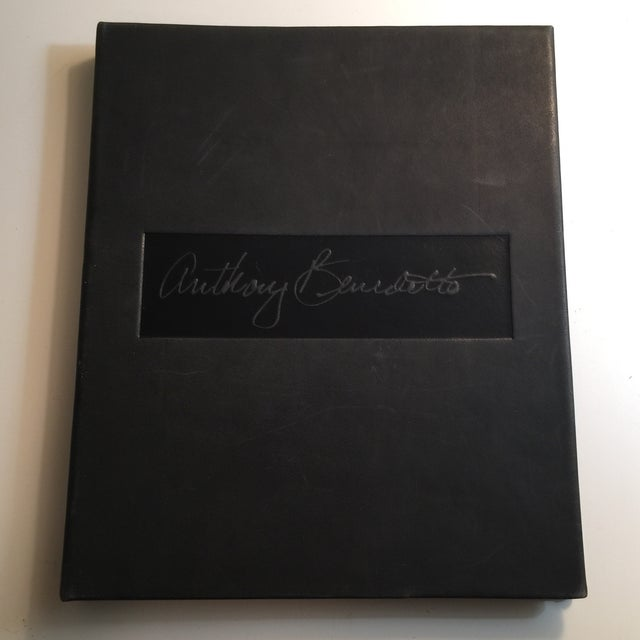 """""""An Evening with the Art of Tony Bennett"""" Book of Paintings For Sale - Image 11 of 11"""