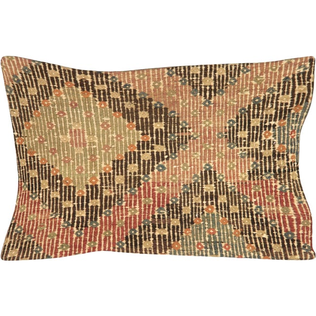 Nalbandian - 1960s Turkish Cicim Pillow - 16' X 24' For Sale