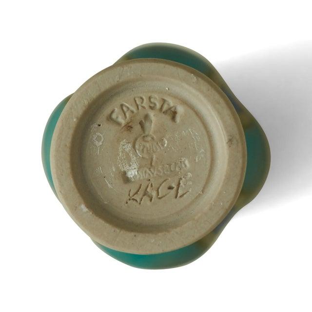 Gustavsberg Wilhelm Kage Mini-Spirea vase For Sale - Image 4 of 6