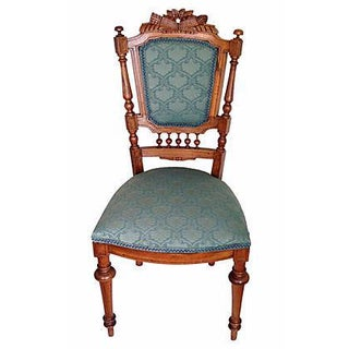 French Country Side Chair For Sale