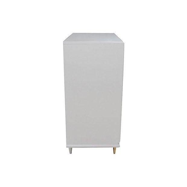 Mid-Century Modern Standing Dresser - Image 5 of 7