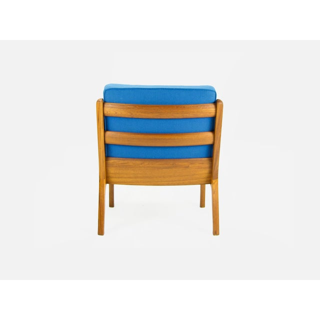 1960s Ole Wanscher for France & Son 'Senator' Armchair For Sale - Image 5 of 13
