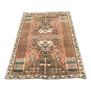 "Early 20th Century Southwest Rug 3'4""x4'10"" For Sale"
