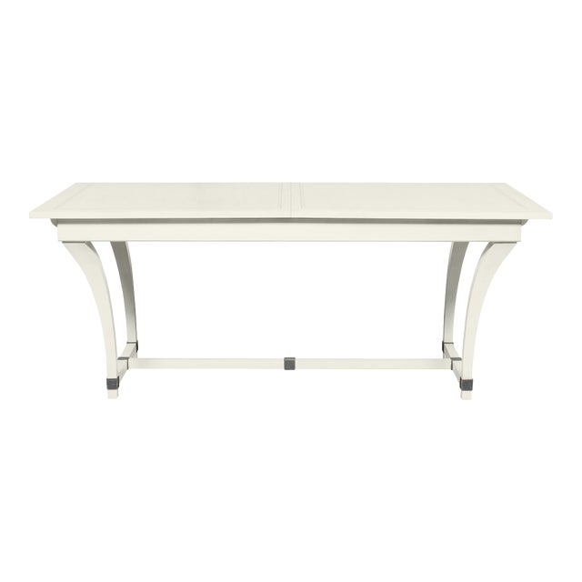 Casa Cosima Living Rhodes Dining Table - Cloud White For Sale