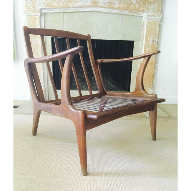 Mid-Century Modern Lounge Chair - Image 3 of 7