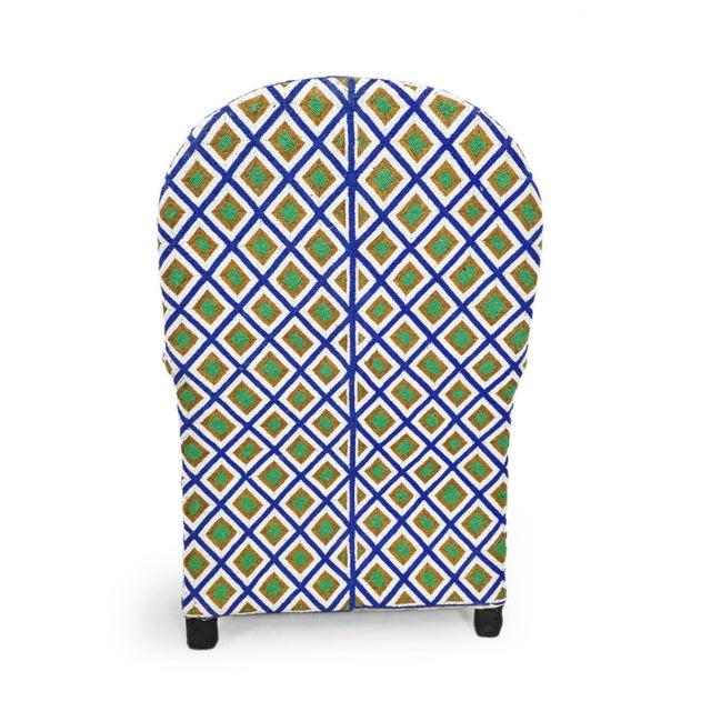 Yoruba Beaded Chair For Sale - Image 4 of 5