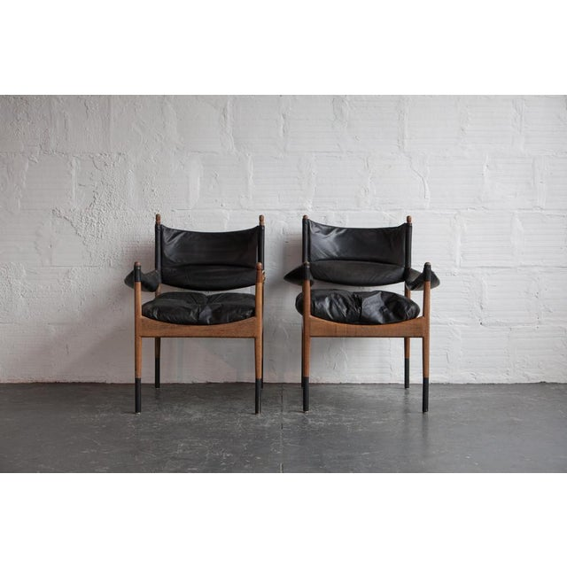 Christian Solmer Vedel Modus Armchairs - Set of 2 - Image 2 of 9