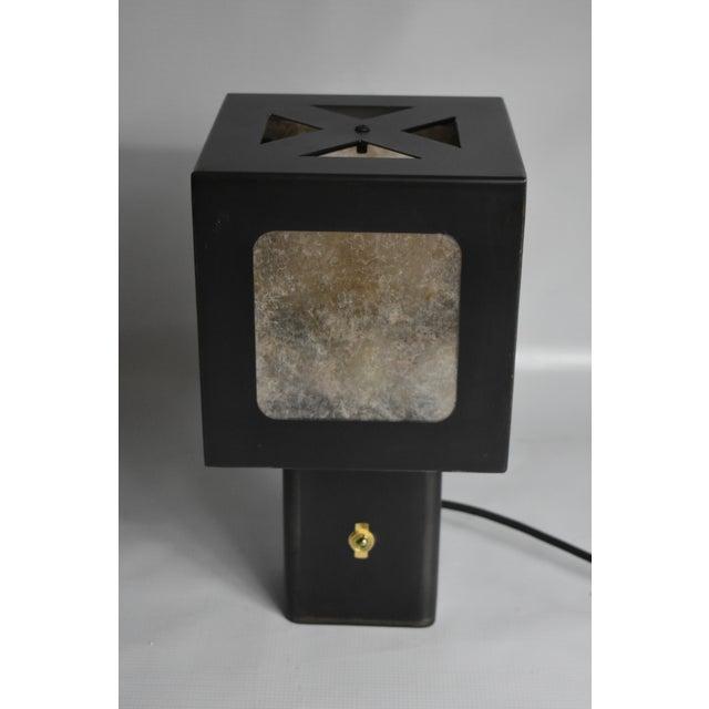 Oblik Studio Cube Table Lamp For Sale - Image 4 of 5