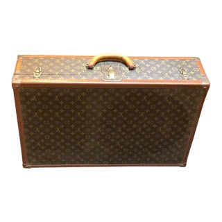 French Louis Vuitton Suitcase For Sale