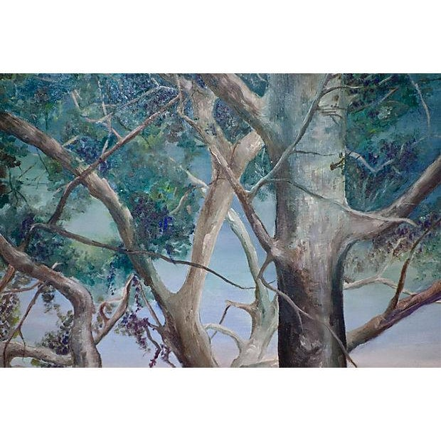 Study of Trees Painting - Image 5 of 6