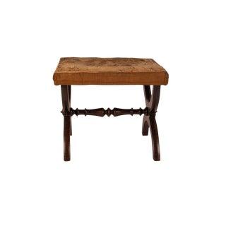 Circa 1825 English Regency Rosewood Bench