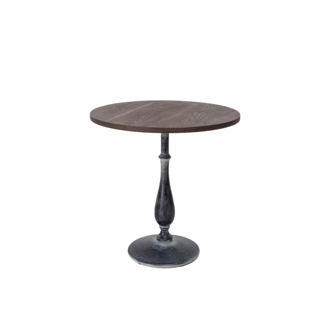 Sarreid Ltd. Cafe Bistro Table - Image 1 of 2