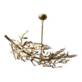 Image of Mandeville Linear Chandelier by Julie Neill for Visual Comfort For Sale