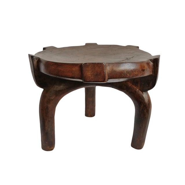 Tanzania Wood Stool For Sale