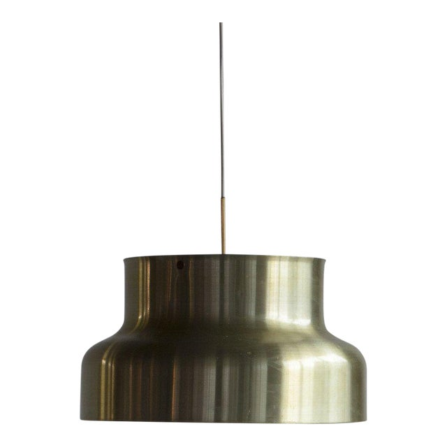 Brass Bumling Pendant Lamp - Image 1 of 5