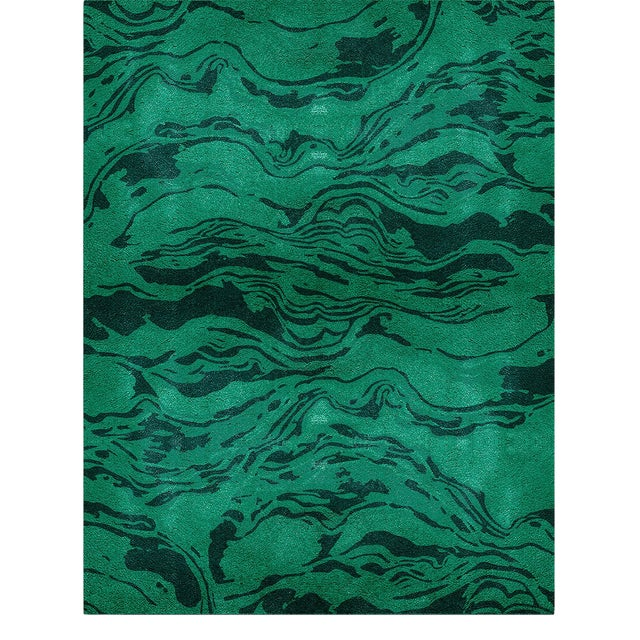 Congo Botanical Rug From Covet Paris For Sale