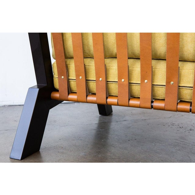 Foreman Brothers Design Lloyd Armchair For Sale - Image 4 of 7