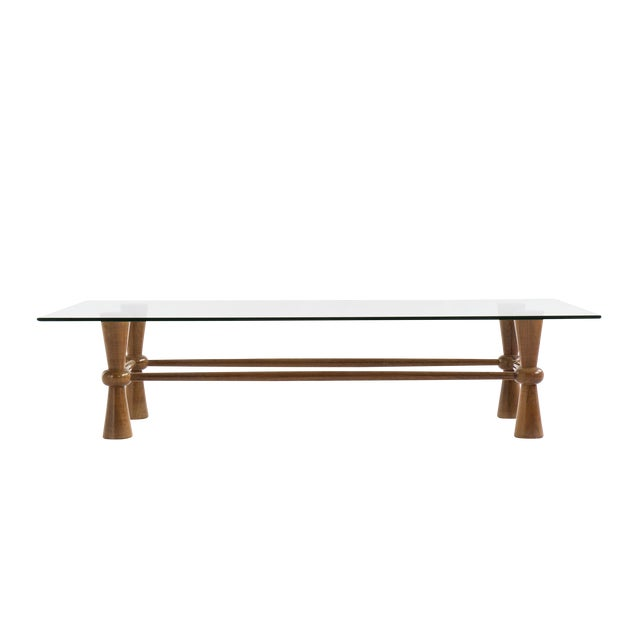 American Crafted Coffee Table For Sale