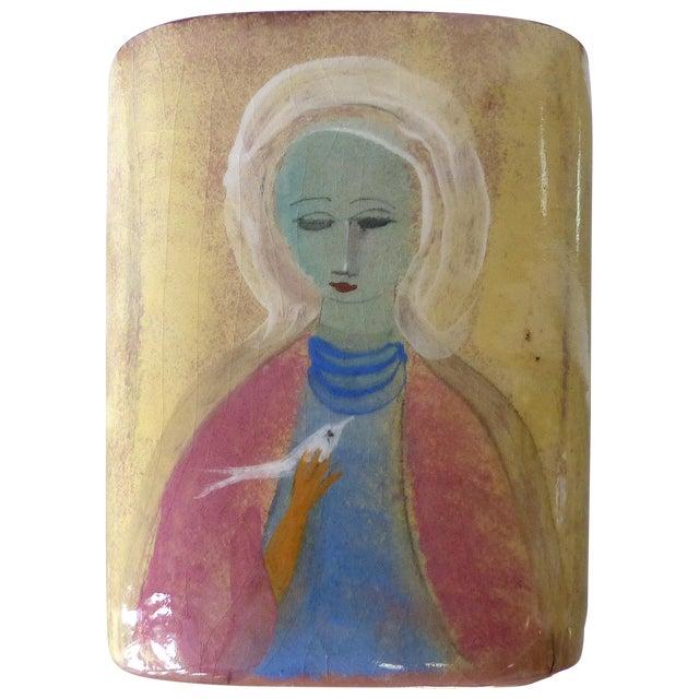Polia Pillin Mid-Century Ceramic Vase - Image 1 of 10