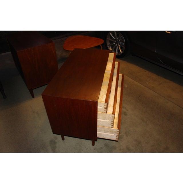 Lyby Mobler Mid-Century Danish Modern 4 Drawer Dresser - Image 5 of 6