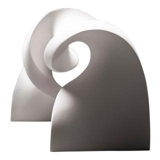 Stephanie Bachiero 'Tortuous' Porcelain Sculpture C. 2017 For Sale