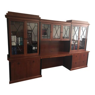 Kimball Innsbruck Bookcase For Sale