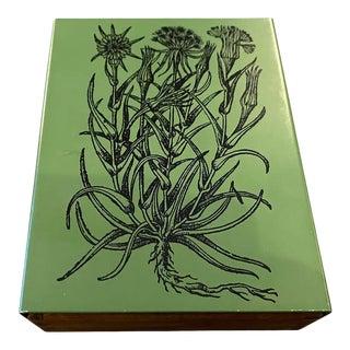 1960s Italian Mid-Century Modern Piero Fornasetti Box For Sale