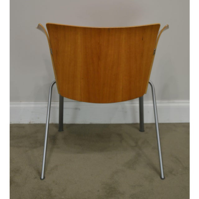 1990s Vico Magistretti for Fritz Hansen Danish Modern Armchair For Sale - Image 5 of 13