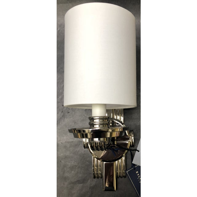 """Ralph Lauren """"Chloe"""" Jewelry Cuff Sconce for Circa Lighting/Visual Comfort For Sale - Image 10 of 10"""