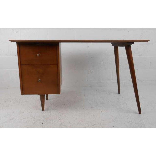 Mid-Century Modern Mid-Century Modern Paul McCobb Desk For Sale - Image 3 of 7