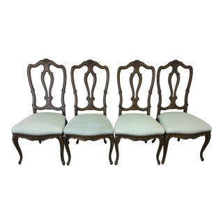 Baker French Provincial Dining Chairs - Set of 4