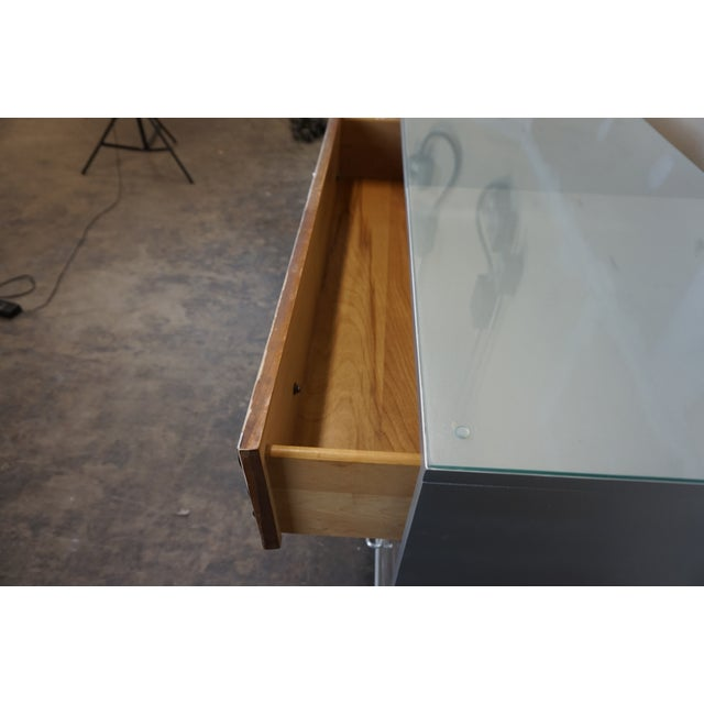 Modern Paul McCobb Planner Group Brutalist Revision Dressers - A Pair For Sale - Image 3 of 10