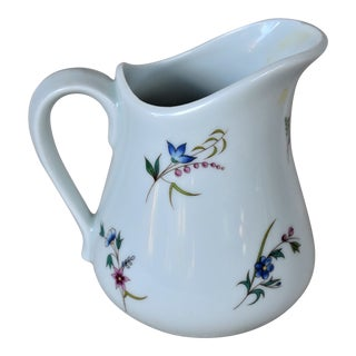 1980s Vintage Cordon Bleu Pitcher For Sale