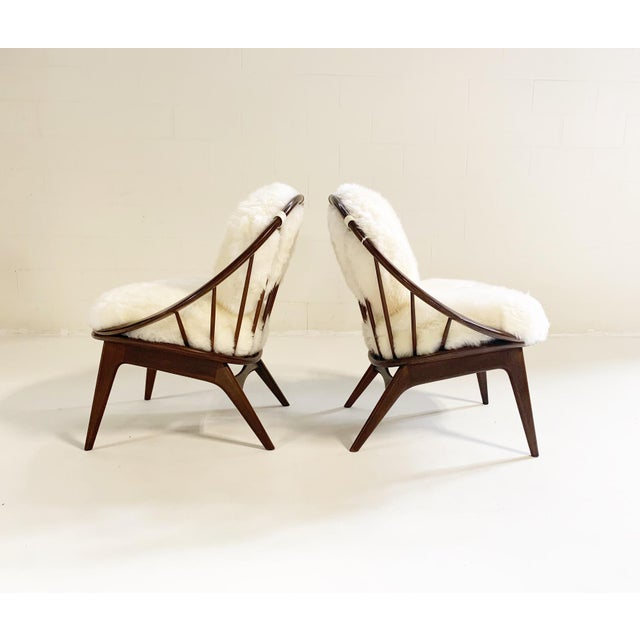 Ib Kofod-Larsen was an acclaimed Danish designer with great recognition worldwide as his name and furniture designs...