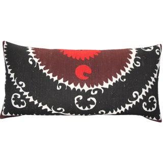Tribal Uzbek Pillow