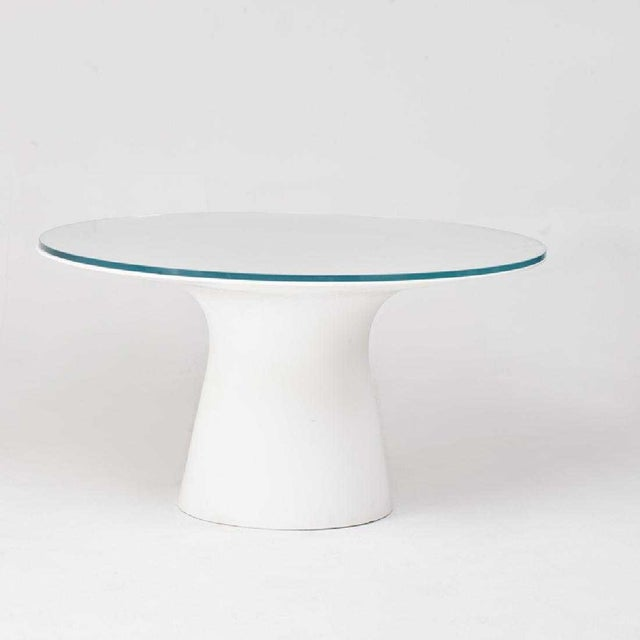 Indoor / Outdoor Dining Table From Artefacto, Brazil For Sale - Image 4 of 4