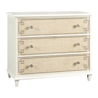 Contemporary Highland House Marlene Drawer Chest For Sale