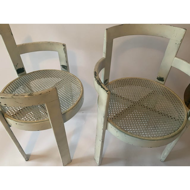 Mid-Century Modern Mid 20th Century Bentwood Dining Chair - a Pair For Sale - Image 3 of 5