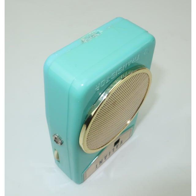 Retro Valiant 'Boy's Radio' Transistor Radio Collection, C.1960 For Sale - Image 11 of 12