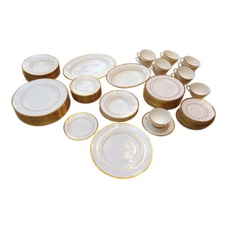Royal Doulton Covington English Bone China- -Service for 12